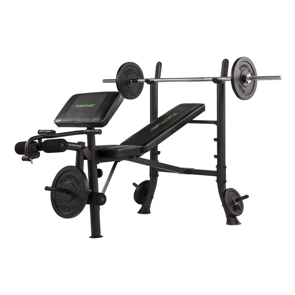 banc de musculation tunturi wb40 compact width weight bench. Black Bedroom Furniture Sets. Home Design Ideas