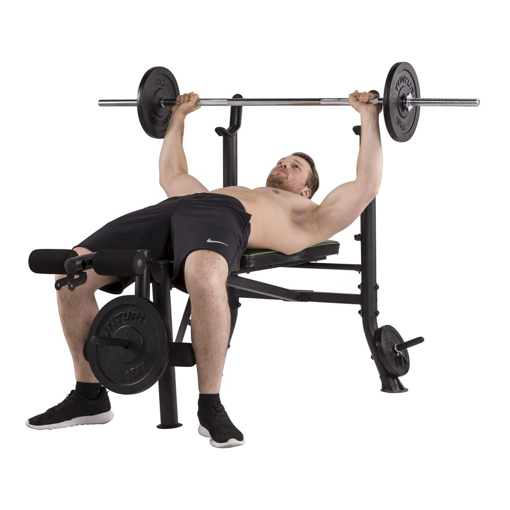 Tunturi WB40 Compact Width Weight Bench