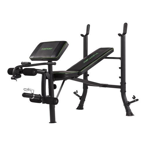 Banc de musculation WB40 Compact Width Weight Bench Tunturi - Fitnessboutique