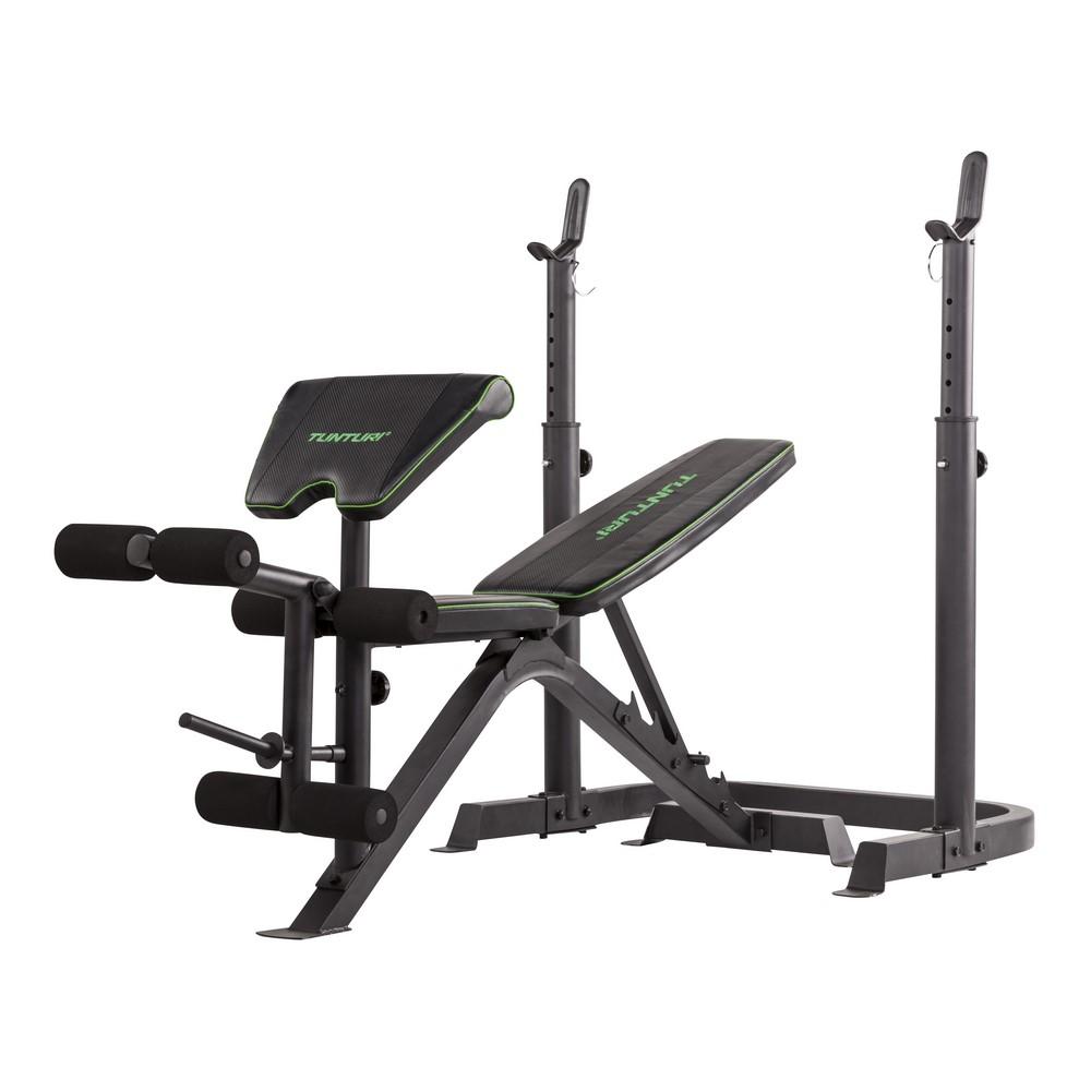 Banc De Musculation Wb50 Mid Width Weight Bench Tunturi