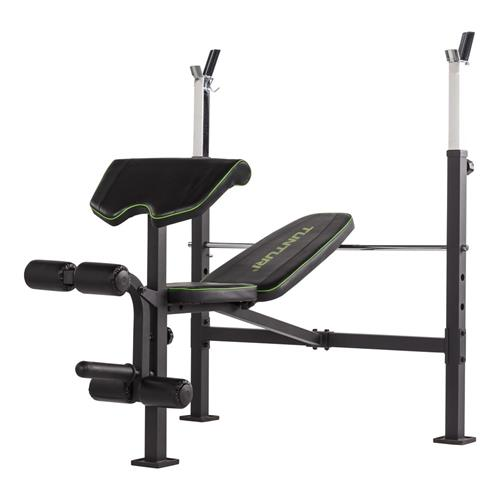 Banc de musculation Tunturi WB60 Olympic Width Weight Bench