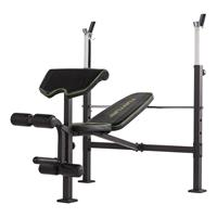 Banc de musculation WB60 Olympic Width Weight Bench Tunturi - Fitnessboutique