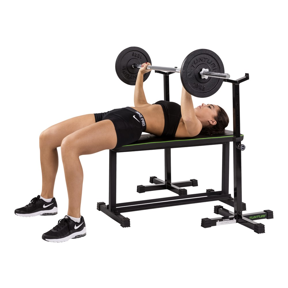 Tunturi WT10 Support Barbell Support Haltère