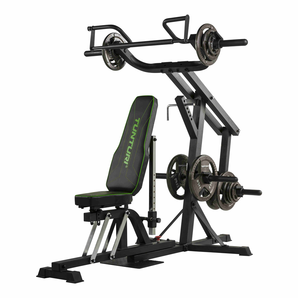 Banc De Musculation Wt80 Tunturi Fitnessboutique