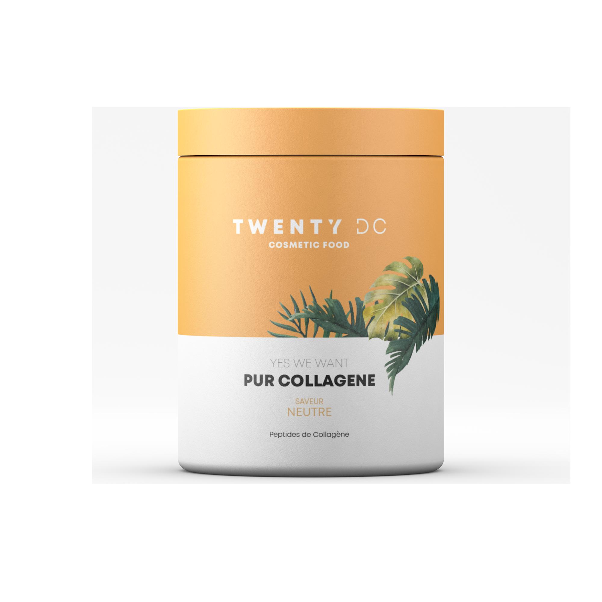 Twenty DC Collagène Pur