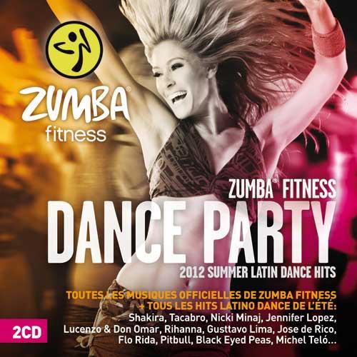 Librairie - Musique UNIVERSAL CD Zumba