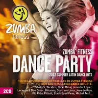 CDs cours collectifs UNIVERSAL CD Zumba