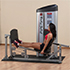 Bodysolid Club Line Leg Press Calf Raise 95 kg
