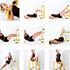 Lebert Fitness Deux Barres Roses, DVD et Poster inclus