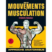 Librairie - Musique Vigot Guide des Mouvements de Musculation