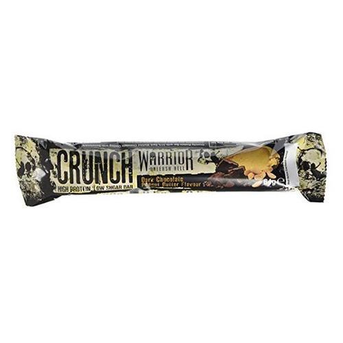 Warrior Crunch High Protein Low Sugar Bar