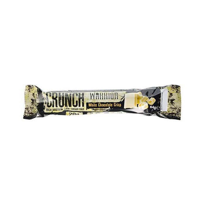 Warrior Crunch High Protein Low Sugar Bar