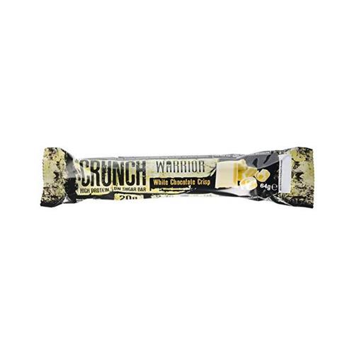 Protéines Warrior Crunch High Protein Low Sugar Bar