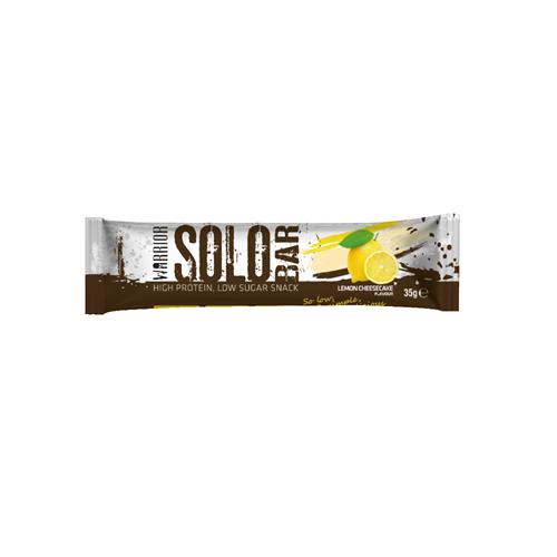 Cuisine - Snacking Solo Bar Warrior - Fitnessboutique