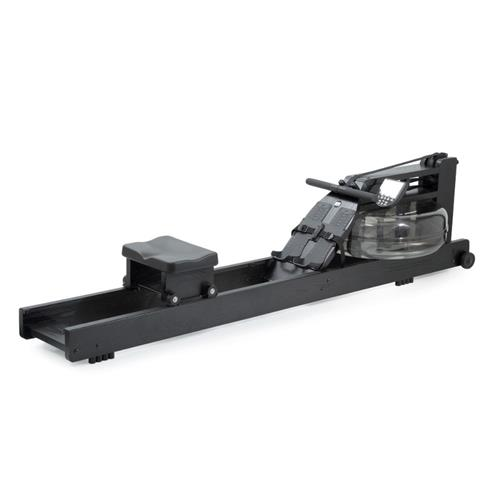 Rameur Waterrower Shadow full black avec moniteur S4