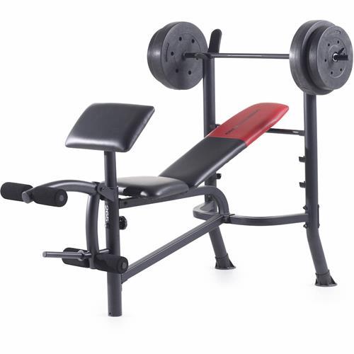Banc de Musculation Weider Pro 265