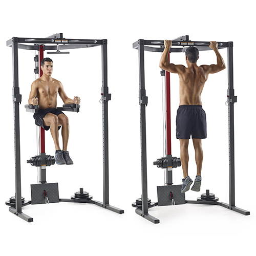 chaise romaine weider power rack. Black Bedroom Furniture Sets. Home Design Ideas