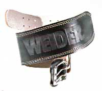 Weider Ceinture rembourée Weider