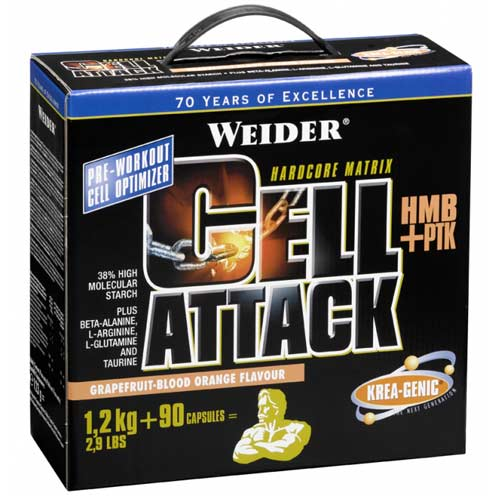 Volume - Force Weidernutrition Cell Attack