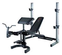 Banc de musculation Pro 490 DC Weider - Fitnessboutique