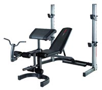 Banc de musculation Weider Pro 490 DC
