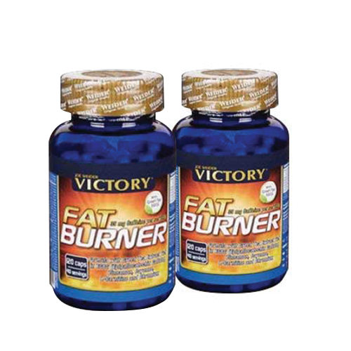 Weidernutrition Victory Fat Burner Offre Duo