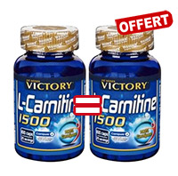 Sèche - Définition Weidernutrition Duo Victory L Carnitine 1500
