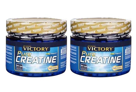 Weidernutrition Victory Pure Creatine Offre Duo
