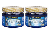 Créatines - Kre AlKalyn Weidernutrition Victory Pure Creatine Offre Duo