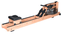 Rameur WATERROWER WaterRower en Frêne Véritable