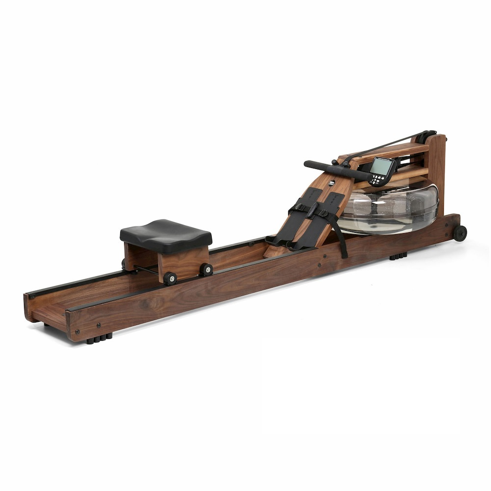 Waterrower Noyer avec moniteur S4
