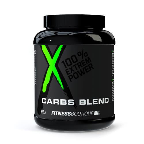 Pre Workout Carbs Blend XNative - Fitnessboutique