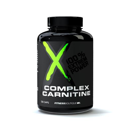 Sèche - Définition Complex Carnitine