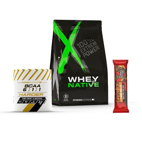 Protéines XNative Pack Débutant