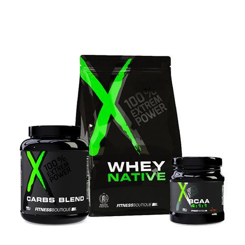 Protéines XNative Pack Xnative Back To Gym