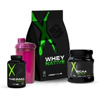 Whey protéine Pack Musculation XNative - Fitnessboutique