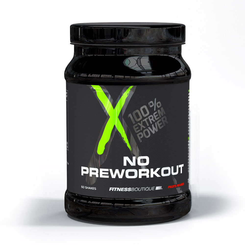 XNative NO PreWorkOut