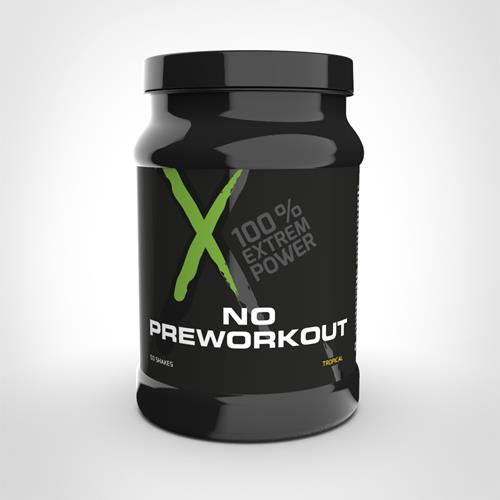 Pre Workout XNative NO PreWorkOut