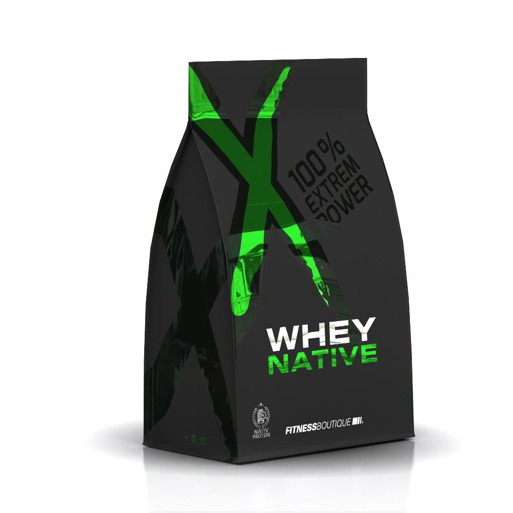 Whey Protéine XNative Whey Native