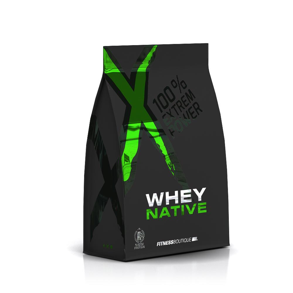 Protéines XNative Whey Native