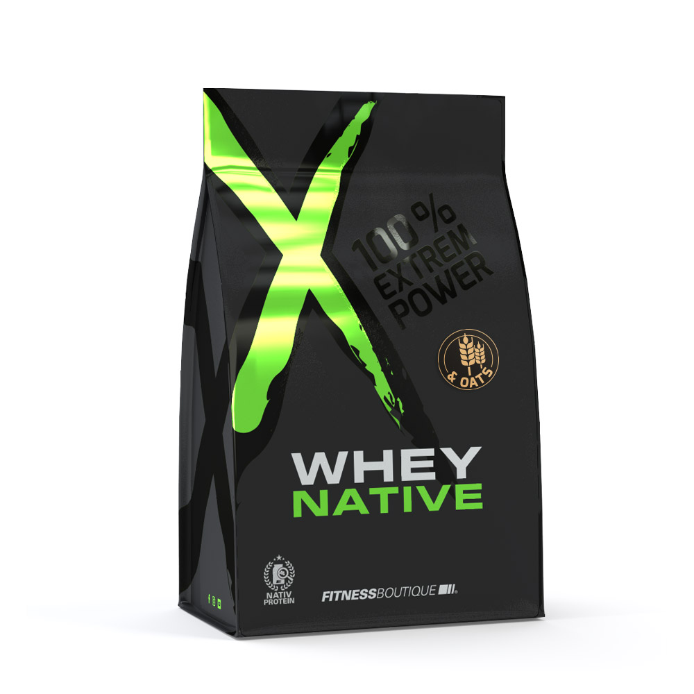 XNative Whey & Oats