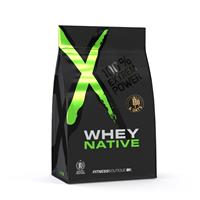 Whey Protéine Whey & Oats XNative - Fitnessboutique