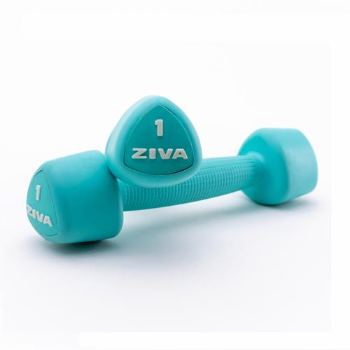 Haltères Ziva Studio Tribel Dumbbells