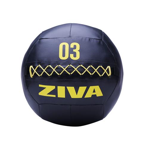 Médecine Ball et Balle lestée Ziva Wallball