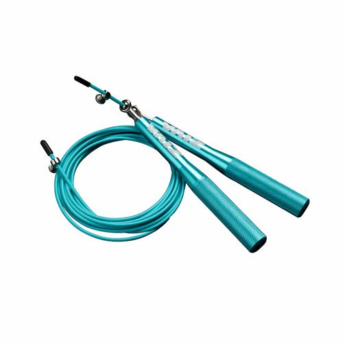 Corde à Sauter Ziva Speed Jump Rope - turquoise