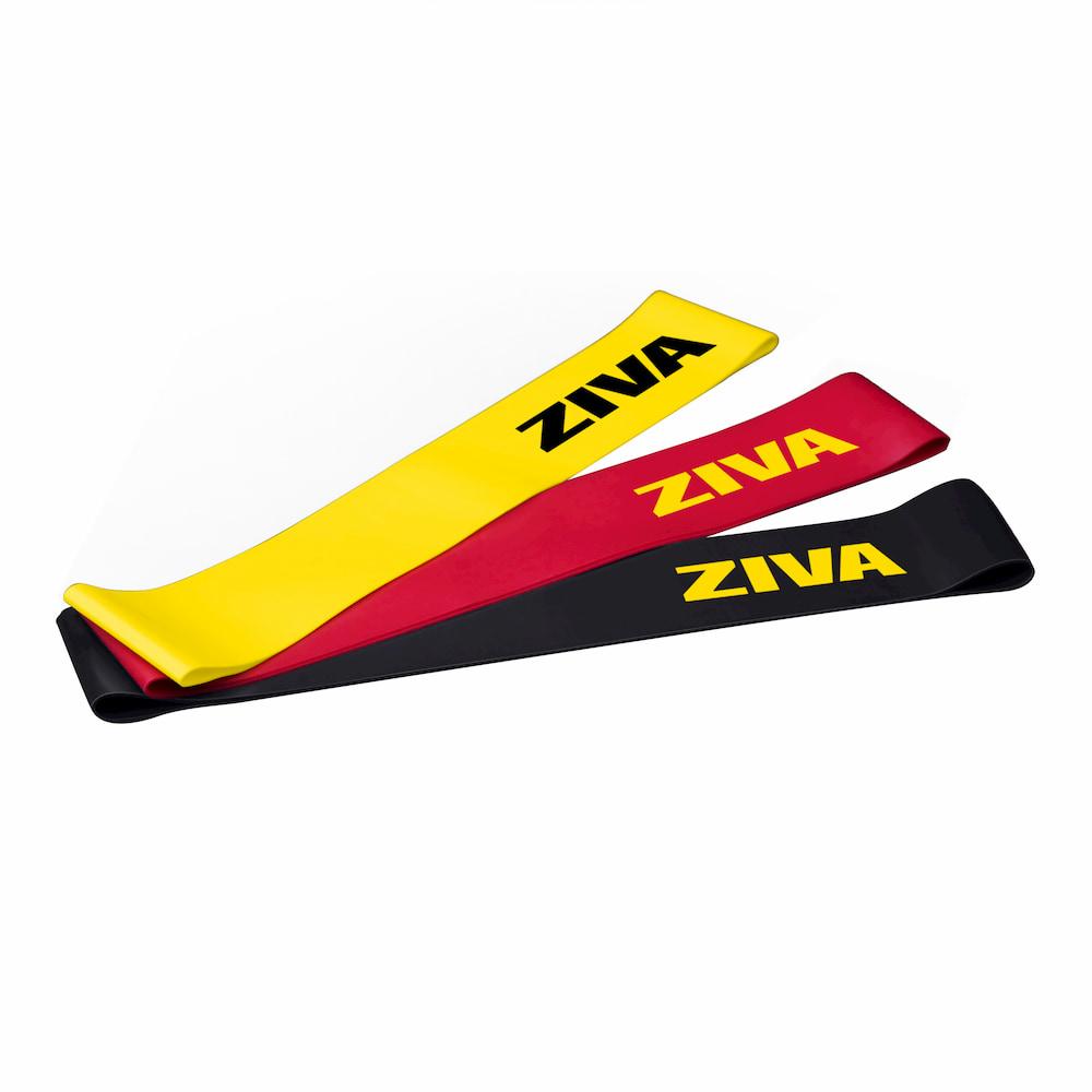 Ziva Loop Resistance Band 3 Piece Set