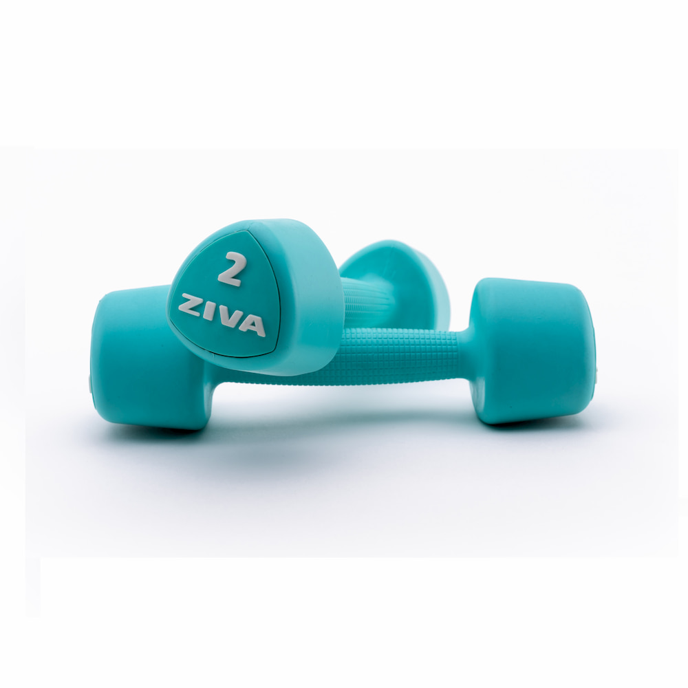 Ziva Urethan Studio Tribel Dumbbell